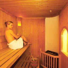 Hotel Weisses Lamm Sauna