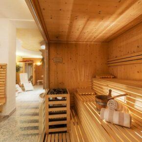 Hotel Jonathan Sauna