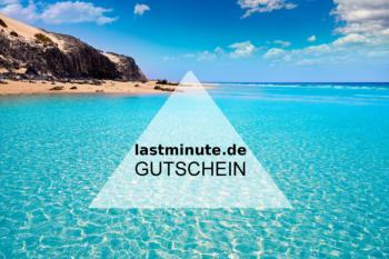 lastminute.de Gutschein: Spart 40€ auf Eure nächste Buchung