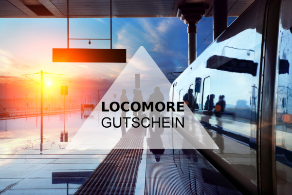 Locomore Gutschein