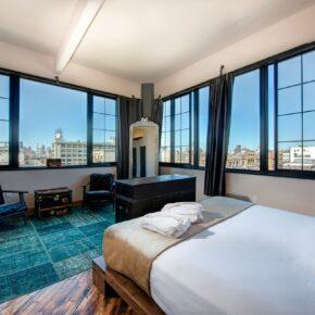 8 Tage New York im stylischen TOP 4* Hotel inkl. Direktflug für 534€