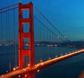 Unglaublich: Nonstop Lufthansa Hin- und Rückflüge nach San Francisco oder LA nur 331€