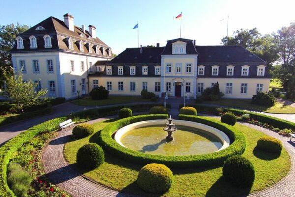 Schlosshotel Groß Plasten Garten