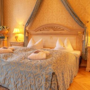Schlosshotel Groß Plasten Zimmer 1
