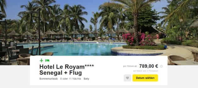 9 Tage Urlaub im Senegal