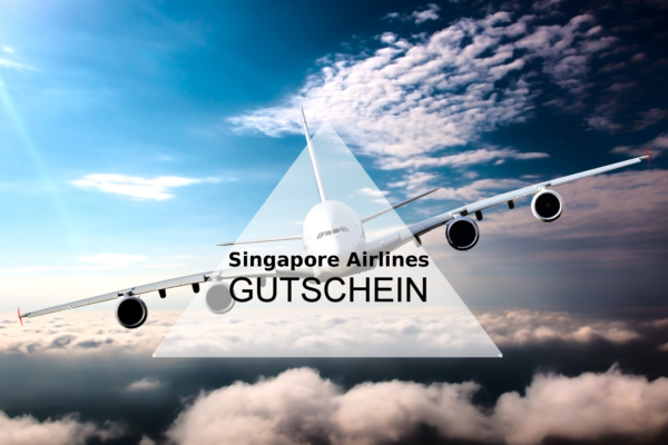 Singapore Airlines Gutschein