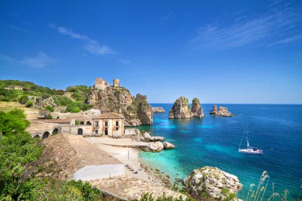 Sizilien Meer