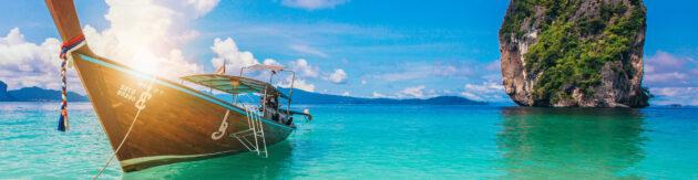 Thailand Krabi Panorama