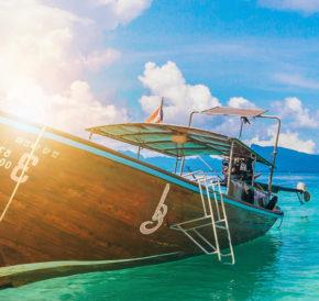 Thailand: 21 Tage auf Koh Phangan & Koh Samui in Beach-Bungalows mit Flug nur 512€