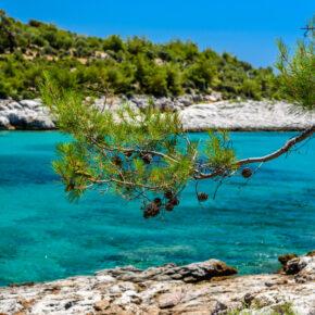 Griechenland: 8 Tage auf Thassos im tollen Apartment & Flug nur 113€
