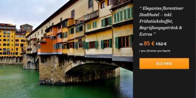 Florenz Angebot