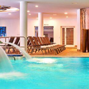 3 Tage Wellness im Maximilian Quellness- und Golfhotel