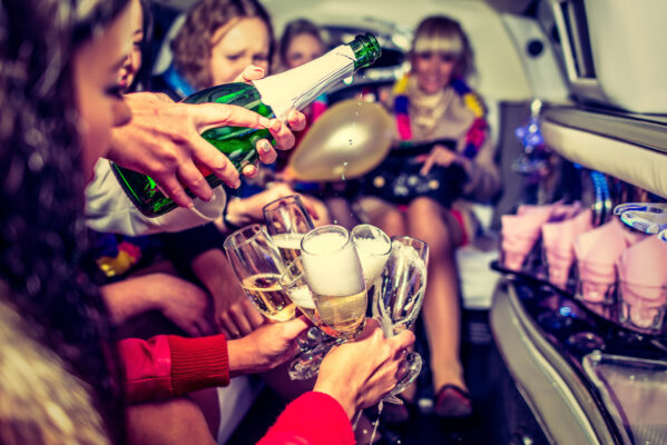 Party Club Limousine Feiern
