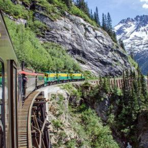 Abenteuer Russland: Tickets für die Transsibirische Eisenbahn von Moskau nach Vladivostok nur 106€