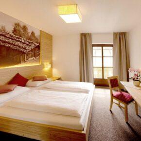 Anewandter Hotel Südtirol Zimmer 2