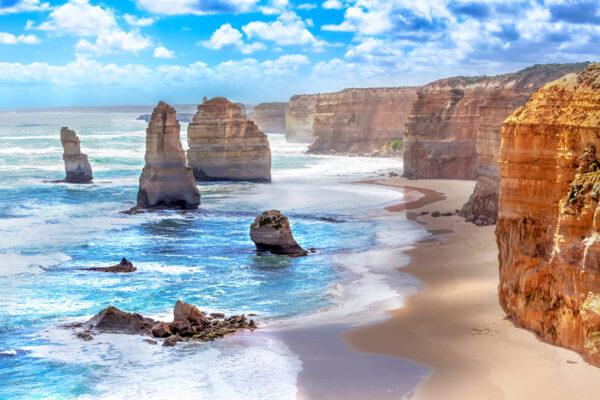 Australien Meer Felsen