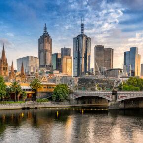 Australien: Hin- & Rückflüge nach Melbourne mit Gepäck nur 530€