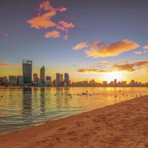 Australien: Hin- & Rückflüge nach Perth & Melbourne ab 484€