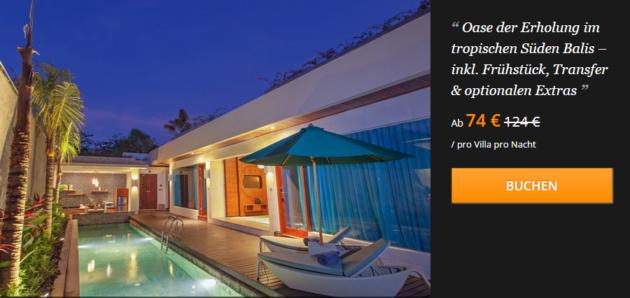 Bali Luxusvilla