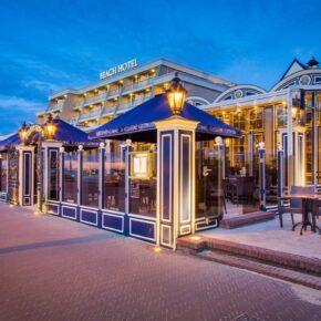 Nordsee: 3 Tage im 4* Hotel inkl. Frühstück & Wellness für 109€