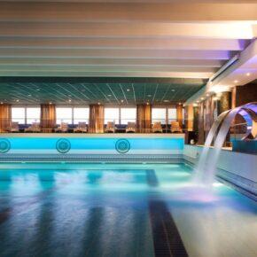 Beach Hotel Noordwijk Pool
