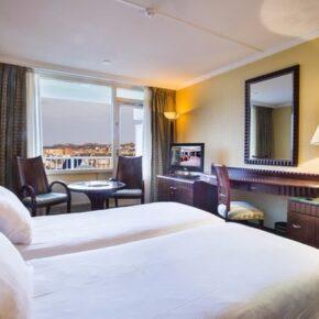 Beach Hotel Noordwijk Zimmer