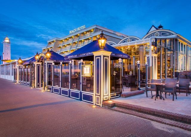 Beach Hotel Noordwijk Niederlande