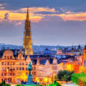 Brüssel: 3 Tage Städtetrip mit zentralem 4* Hilton Hotel inkl. Frühstück nur 99€