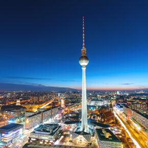 24h Sale: 2 Tage Berlin im 4* Vier Jahreszeiten Hotel inkl. Frühstück ab 42€