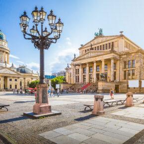 Wochenende in Berlin: 2 Tage im 4* Design-Hotel nur 31€