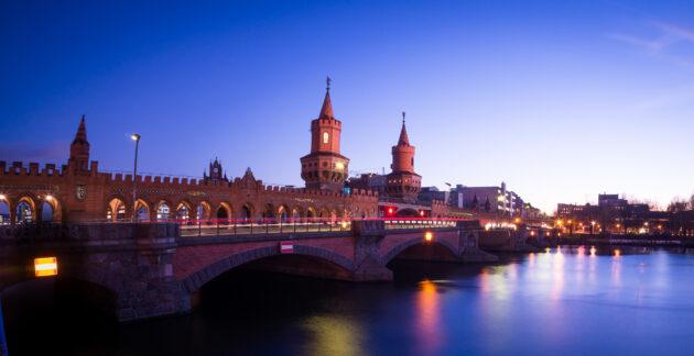 Berlin Spree Brücke