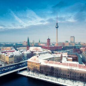 Wochenende in Berlin im Winter: 3 Tage im TOP 4* Hotel nur 39€