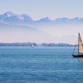 Auszeit am Wochenende: 3 Tage am Bodensee mit Hotel inkl. Frühstück, Dinner & Bodensee-Therme Konstanz für 100€