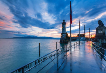 Nachhaltige Auszeit am Bodensee: 2 Tage im 4* AquaTurm Hotel inkl. Frühstück & Extras fü...