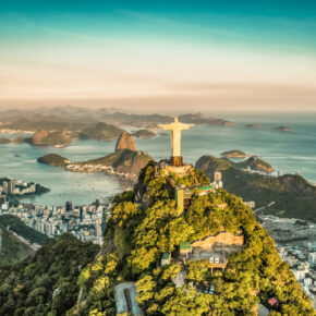 Rio de Janeiro Frühbucher: 9 Tage in Unterkunft mit Meerblick inkl. Flug für 491€