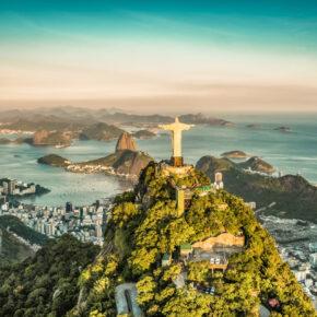 Brasilien: Hin- und Rückflug nach Rio de Janeiro nur 284€