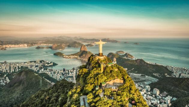 Brasilien Rio de Janeiro Christ Redeemer