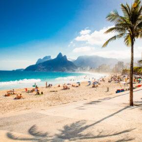 Günstige Flüge nach Brasilien nur 401€