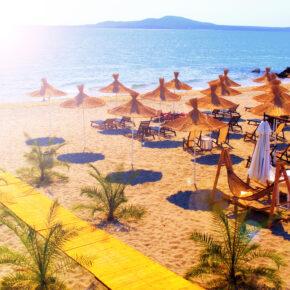 8 Tage Sonnenstrand im 4* Hotel mit All Inclusive, Flug & Transfer nur 437€