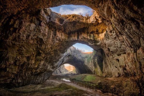 Bulgarien Höhle