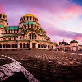Wochenendtrip Bulgarien: 3 Tage Sofia in TOP Unterkunft & Flug nur 21€
