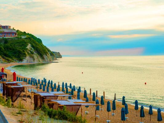 Bulgarien Strand Meer