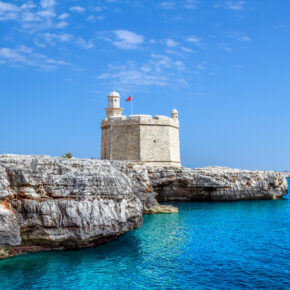Urlaub auf Menorca: 7 Tage im TOP 4* Hotel mit All Inclusive & Flug nur 372€