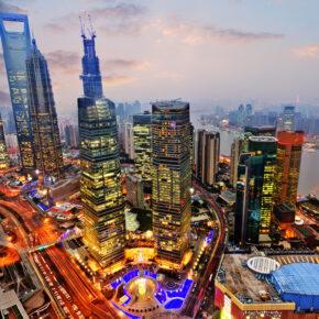 Silvester in China: 8 Tage Rundreise in Shanghai & Peking mit TOP 5* Hotels & Frühstück nur 1149€