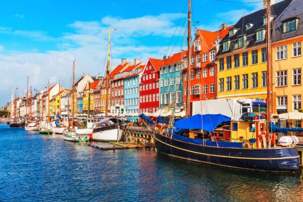 Hausboote mieten Dänemark