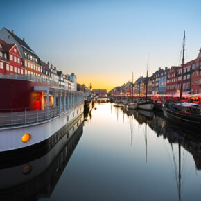 Dänemark: 3 Tage Kopenhagen im guten Hotel & Flug nur 79€