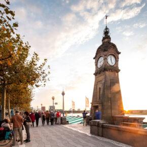 Städtetrip Düsseldorf: 2 Tage im zentralen Hotel nur 10€