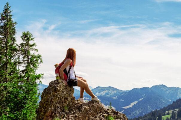 e9a35c34206624 Wandern in den Alpen  Die beliebtesten Regionen   Routen ...