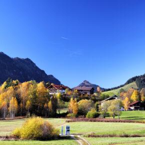 Erholung pur im Allgäu: 3 Tage im 3* Hotel inkl. Frühstück & Wellness ab 99€