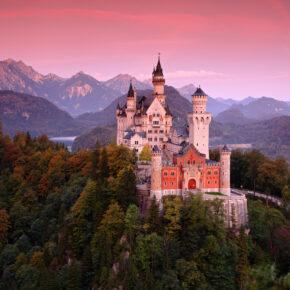 Königliches Füssen: 3 Tage im 4* Hotel nahe Schloss Neuschwanstein mit Frühstück & Wellness nur 99€
